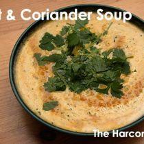 Carrot-coriander-soup