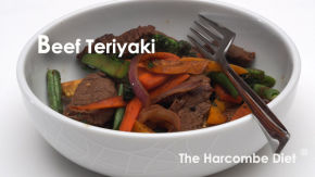 Beef-Teriyaki