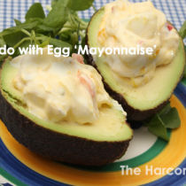 Avocado-Egg-Mayonnaise